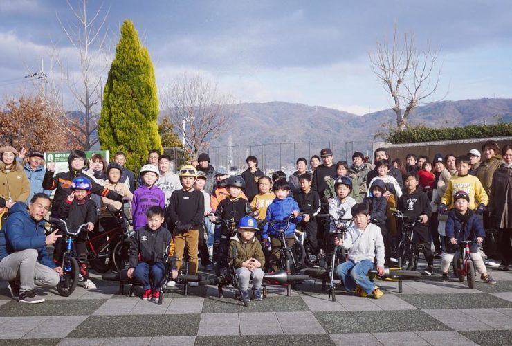 ARESBIKES BMX SCHOOL & JAM | 大阪府