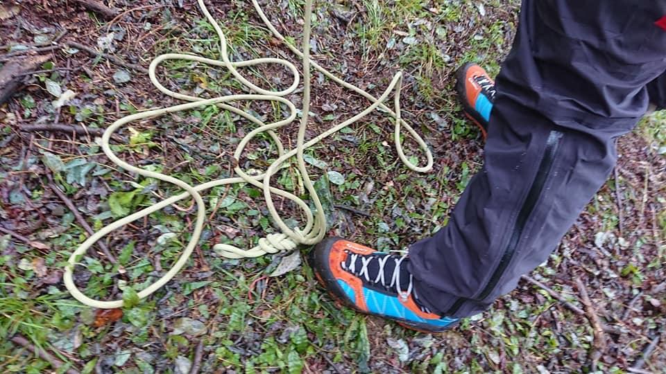 基本的なロープの使い方講習会 | 群馬県