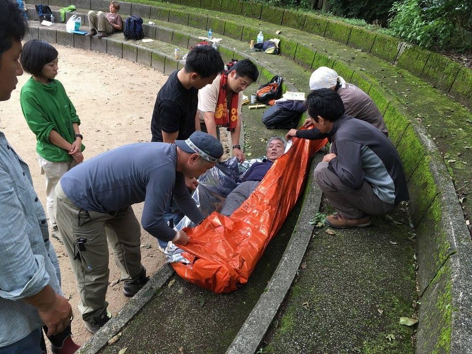 72時間サバイバルコーチ養成講座 | 福岡県
