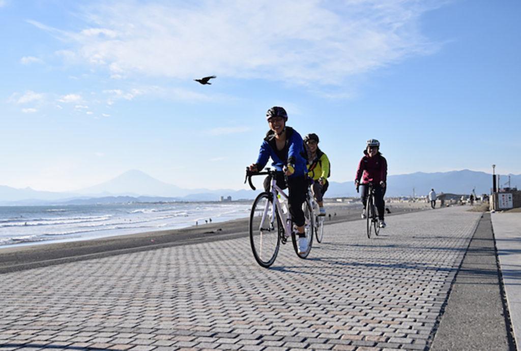 体験サイクリング20km   神奈川県