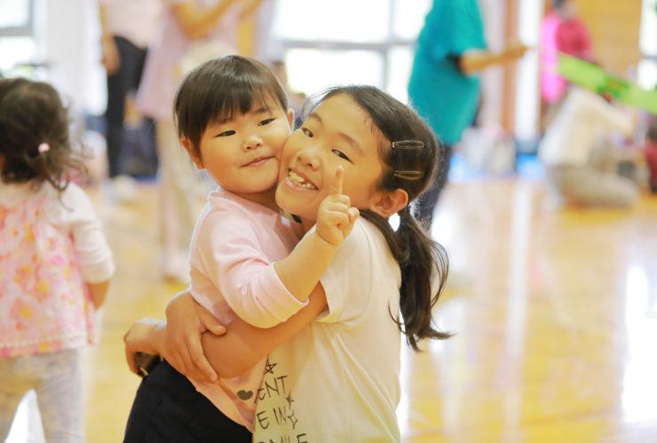 親子で楽しむからだあそび | 福島県