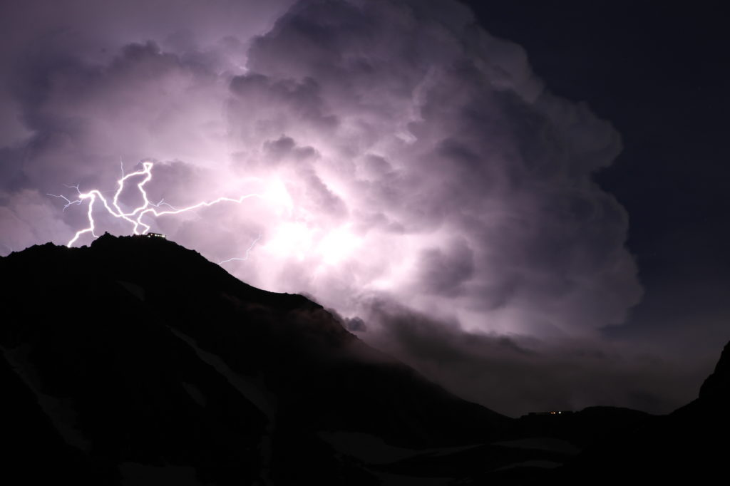 猪熊気象予報士の山の気象講座   兵庫県