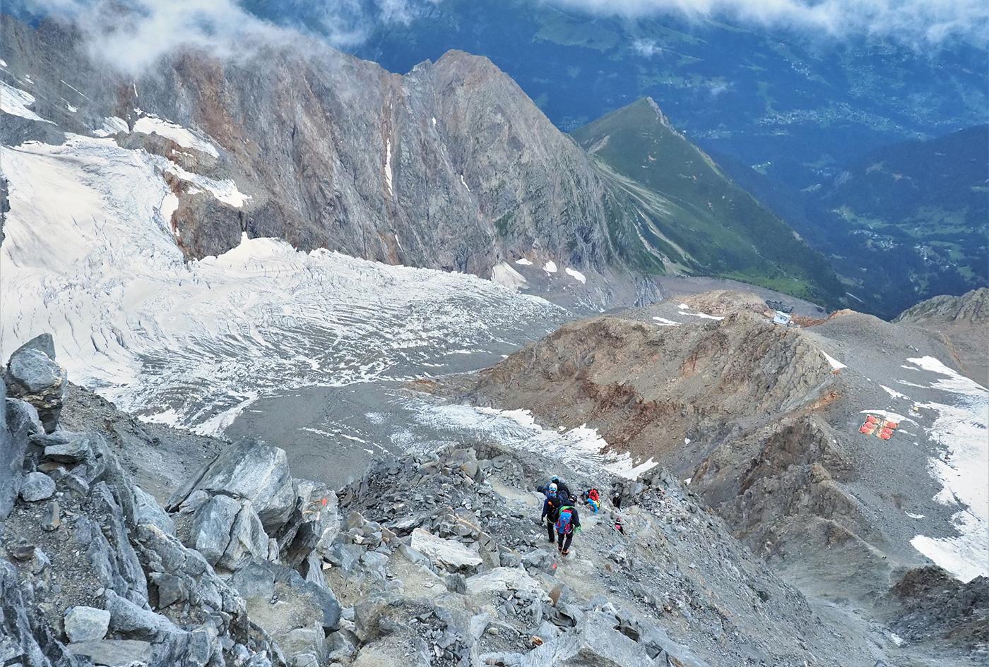 安全登山講座「冬山入門コース」  長野県