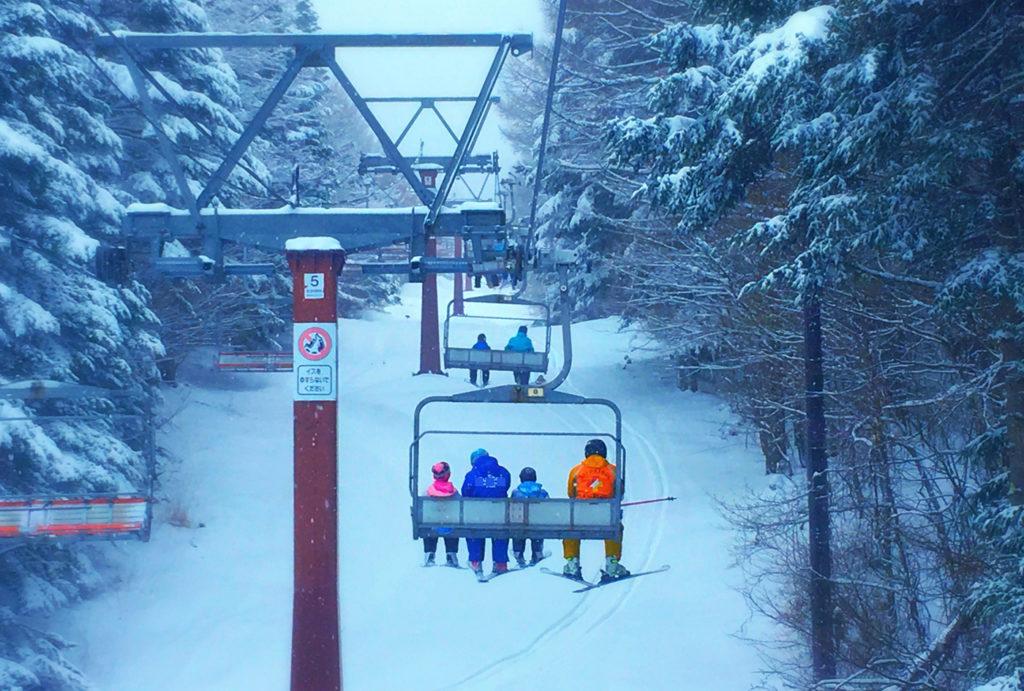そらまめ冬のスキーキャンプ | 長野県