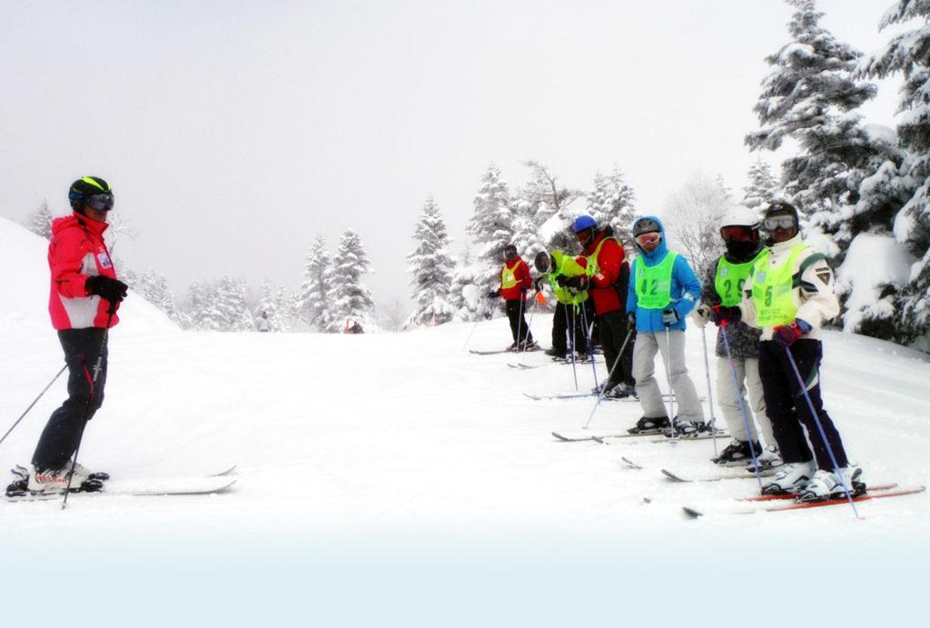 毎日シニアスキースクール | 長野県
