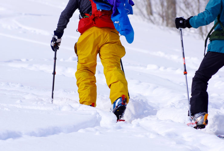 安全登山講座「冬山入門コース」| 長野県