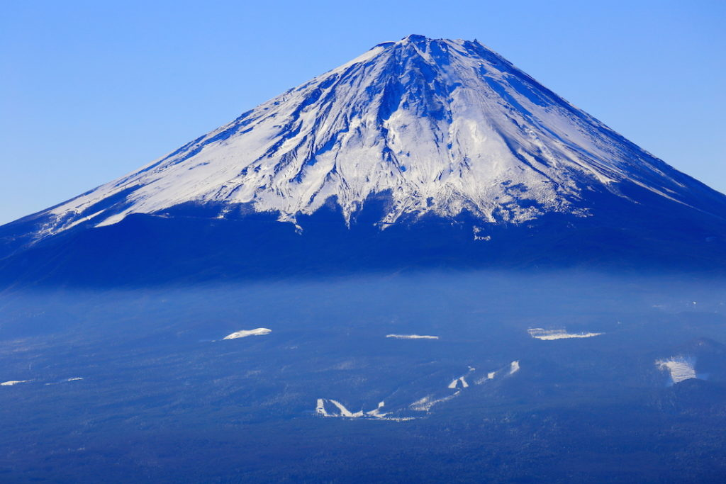 富士山雪上技術訓練 | 山梨県