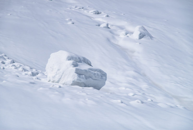 積雪期山岳レスキュー講習会 | 群馬県