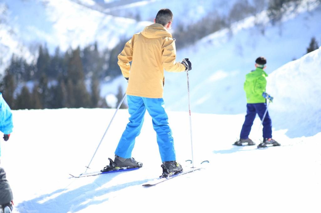 いつだって、スキー元年 オトナのスキー講座