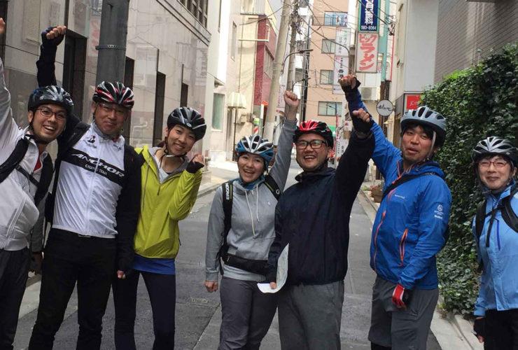 サイクリングガイド養成講習会 | 東京都