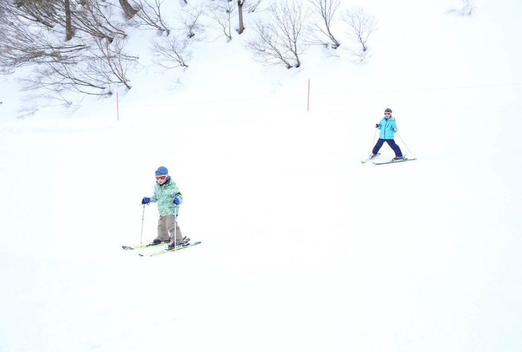 ジュニアスキーキャンプ | 福島県 猪苗代スキー場