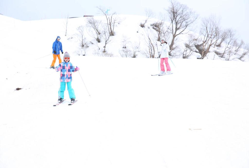 雪の教室(春休み・冬休み子どもスキーキャンプ)  山形県