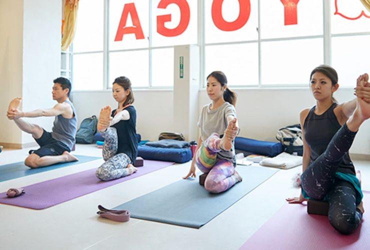 YogaBodyトレーニングトライアル講座 | TOKYOYOGA青山(東京)