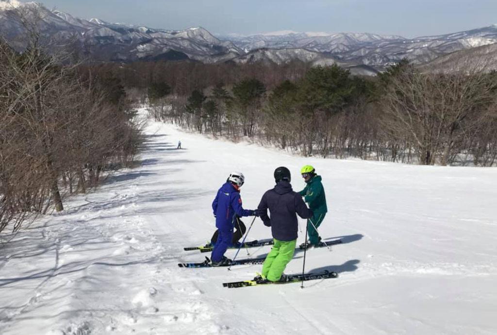 スキー・スノーボード レッスン | 福島(沼尻スキー学校)