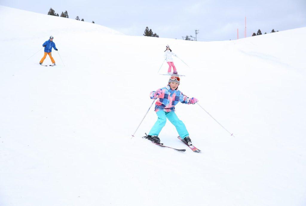 親子スキー教室 | 岐阜県(飛騨高山スキー場)