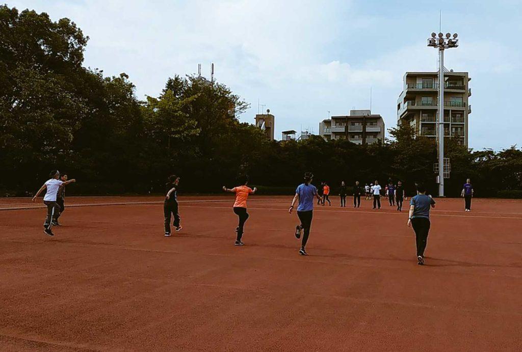社会人向け陸上競技クラブREACT(リアクト)体験入会 | 東京(代々木公園)