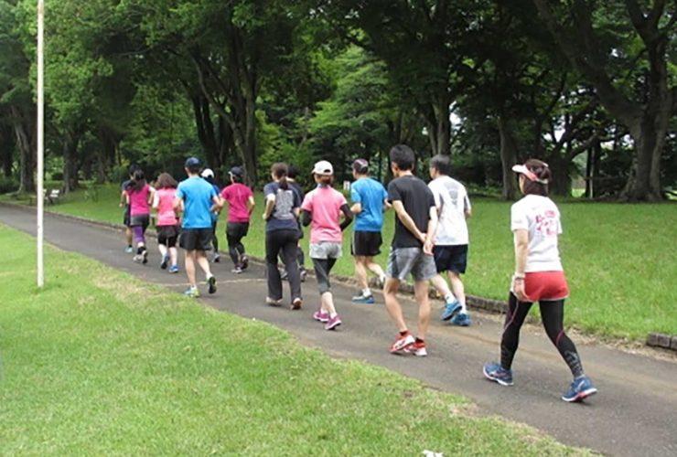 井頭公園ランニング教室 | 栃木(井頭公園野球場)