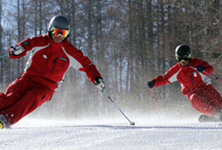 スキー・スノーボード教室 | SAJ公認 戸隠スキー学校