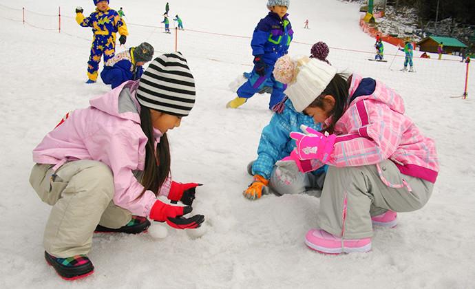 ジュニア無料スキー教室/久万スキーランド(愛媛)