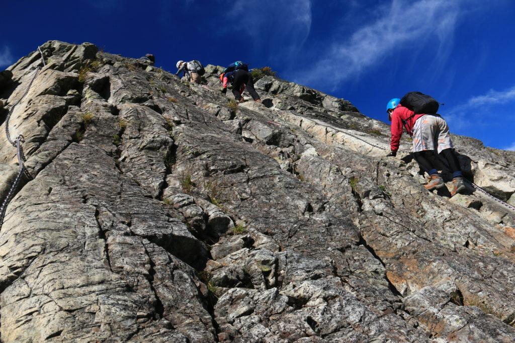 6000m峰を目指すための目的別講習会   神奈川県