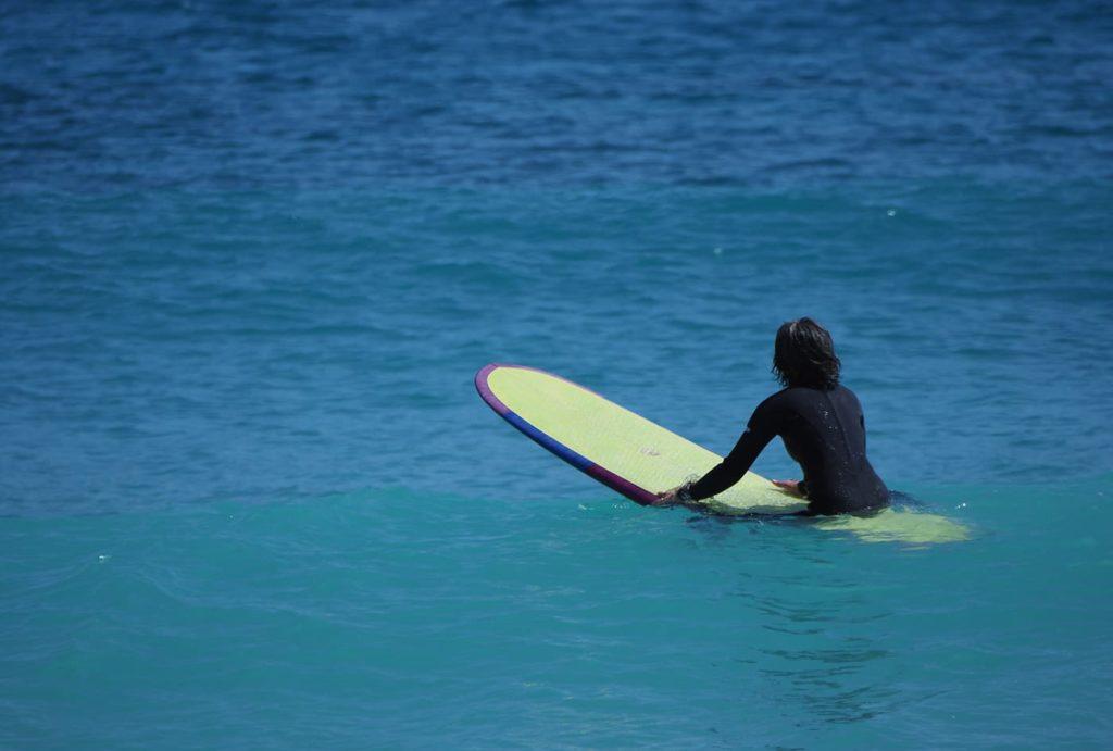 サーフィンスクール 女性に人気の1回体験(2時間30分・レンタル込)| 千葉県