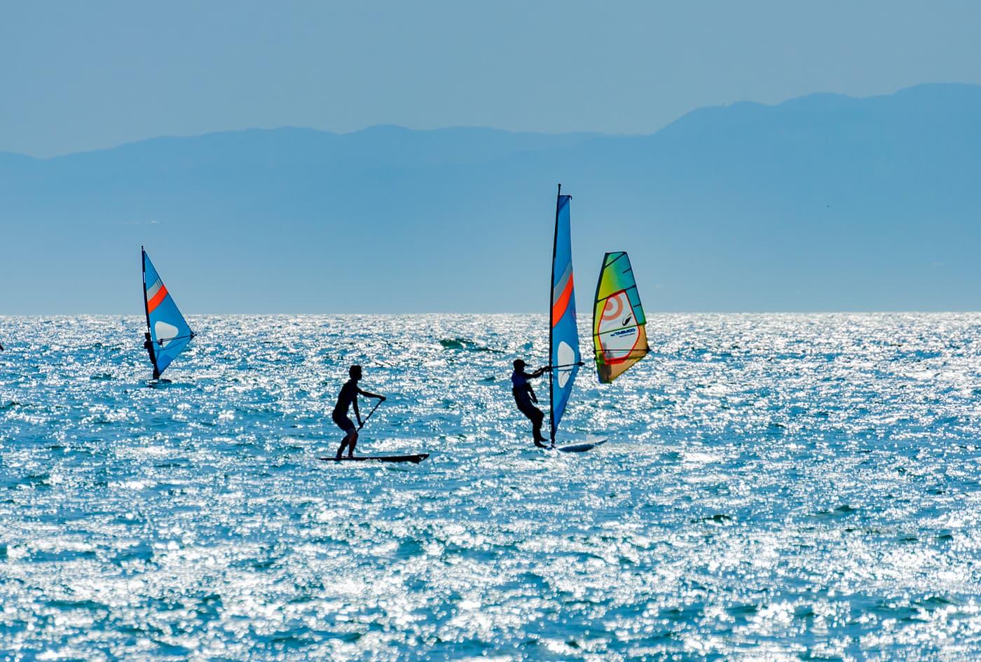 ウィンドサーフィン 体験コース | 神奈川(3E ウィンドサーフィンスクール)