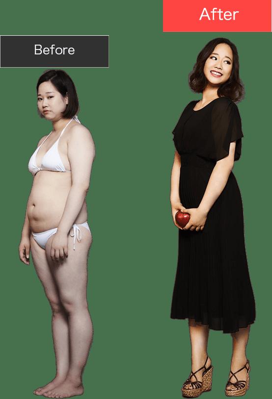 見た目にコミット。日本人体型を根本から変えたい方必見/海外式ボディメイクならアップルジム
