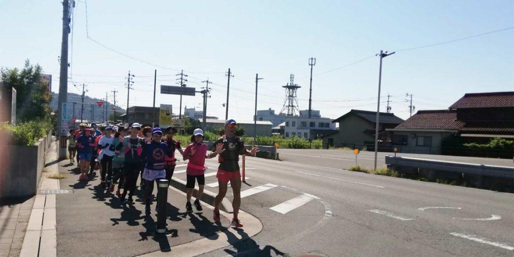 平和公園2時間走 マラソン完走トレーニング | 愛知県